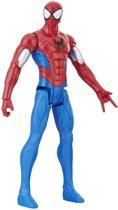 Spider-Man Titan Hero Series Web Warriors: Armoured 30 cm