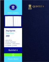 Ryam agenda 2020 - wekelijks - Quintet - Zwart
