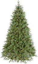 Excellent Trees LED Ulvik 210 cm kunstkerstboom - Luxe uitvoering - Met verlichting - 500 Lampjes