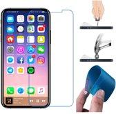 DrPhone iPhone X / XS - Nano Explosion-proof Schermfolie Flexibele Anti-Shock 0.3mm Soft Glass Screenprotector - Nano technologie Screen Protector - Inclusief NL Handleiding