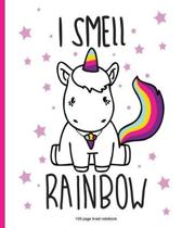 I Smell Rainbow 100 page Lined Notebook: 100 Page Lined Notebook, Notes, Note Pad, Notebook Gift, Journal, Jotter, Notebook Gift, Personal Mothers Day