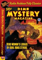 Dime Mystery Magazine - Dead Woman's Lod