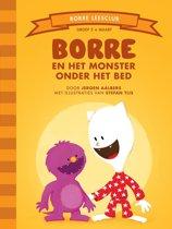 De Gestreepte Boekjes - Groep 2 maart: Borre en het monster onder het bed