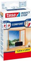 Tesa Comfort - Raamhor - 120x140 cm - Asgrijs