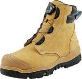 Bata Helix werkschoenen - Ranger Wheat Boa - S3 - maat XW 42 - hoog - 706-86015