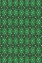 St. Patrick's Day Pattern - Green Luck 20