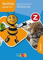 Z-Spelling 2 Spelling oefenen groep 4-5 Werkboek