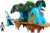 TOMY Zootropolis Gevaar in het Regenwoud - Speelset