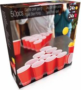 50-Delige Beerpong Set XL