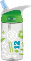 CamelBak Eddy Kids-Drinkfles-400 ml-Transparant (Sports Jam)