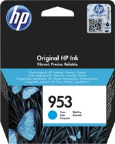 HP 953 originele cyaan inktcartridge