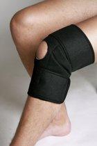 Respiflex Cry-O-ptimal coldpack lange duur met kniebandage - koudetherapie - 4 stuks