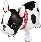 Airwalker Bulldog 54cm (excl. Helium)