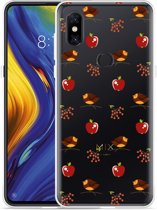Xiaomi Mi Mix 3 Hoesje Apples and Birds