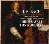 Bach: Die Sonaten fur Viola da Gamba und Cembalo