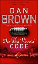 Omslag van 'The Da Vinci Code'