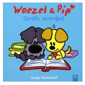 Boek cover Woezel & Pip - Eerste woordjes van Guusje Nederhorst (Hardcover)