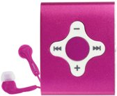 Difrnce MP756 - MP3 speler - 4 GB - Roze