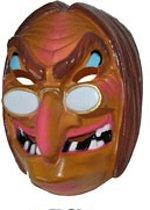 Halloween Heksen masker Maeve