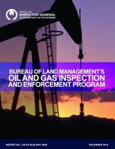 Bureau of Land Management's Oil and Gas Inspection and Enforcement Program