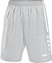Jako Turin Voetbalshort - Shorts  - zilver - 2XL