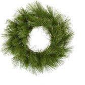 Black Box hanley krans groen maat in cm: 60