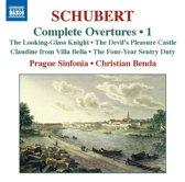 Prague Sinfonia - Overtures Volume 1
