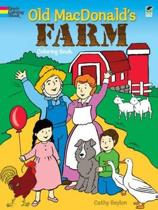 Old Macdonald's Farm Coloring Book