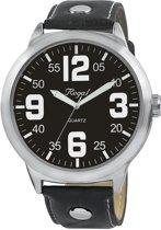 Regal XL R23804-267 - Horloge - Zwart-Zwart