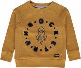 Tumble 'n Dry  Jongens Sweater Kingsley - mustard yellow - Maat 98