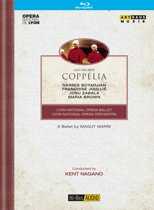 Coppelia, Lyon 1994, Blu-Ray With