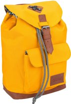 Abbey Daily Satchel Kinderrugzak 7,5 liter - Geel/Antraciet