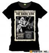 Star Wars Dark Side Band T-Shirt S