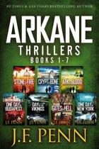 ARKANE Thriller 7 Book Box-Set