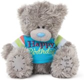 Me To You Happy Birthday 18cm - Knuffelbeer