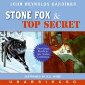 Stone Fox and Top Secret CD