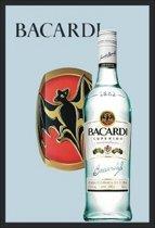 Spiegel Bacardi fles