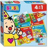 Studio 100 Kinderspel 4 In 1 Bumba
