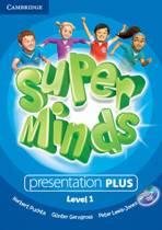 Super Minds Level 1 Presentation Plus DVD-ROM