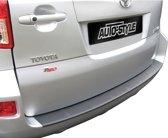 RGM ABS Achterbumper beschermlijst Toyota RAV 4 T180/XT-R 2008- (excl. reservewiel) Zwart