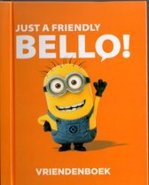 Minions Bello! - Vriendenboekje