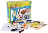 Crayola Mini Kids Stickerpuzzel set