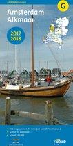 ANWB waterkaart G - Amsterdam, Alkmaar 2017/2018