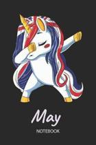 May - Notebook