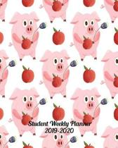 Student Weekly Planner 2019-2020