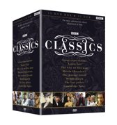BBC Classics CollectioN 8 vol. 1 - 8 TV mini-series 16 DISC DVD BOX