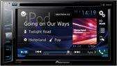 Pioneer AVH-X390BT Autoradio Multimedia CD, DVD, Bluetooth en USB - 2-din