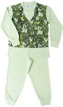 Fun2Wear bootcamp pyjama green maat 104