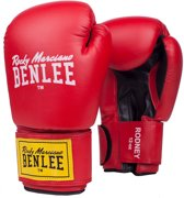 Bokshandschoenen Benlee Rodney 12oz rood/zwart