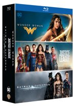 DC Comics Movie Collection (Blu-ray)
